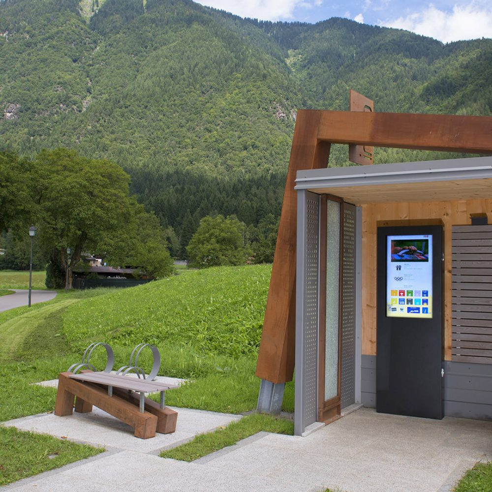 Info Point interattivi in Trentino Iconnect solutions